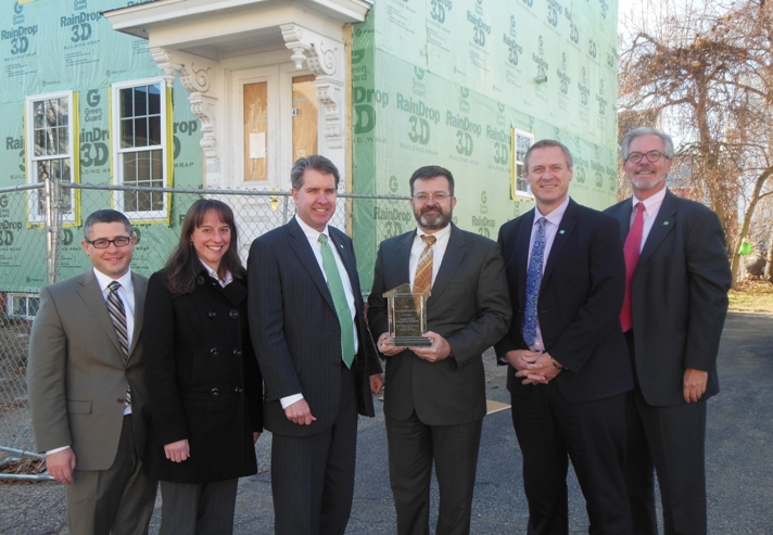 NeighborWorks® Southern New Hampshire wins TD Charitable Foundation's Housing for Everyone Award